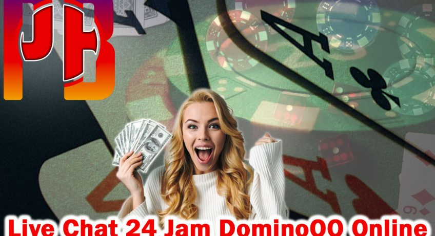 DominoQQ - Live Chat 24 Jam Dominoqq Online - PenBlade